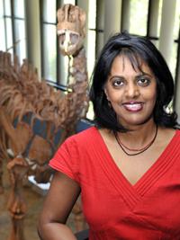 Prof Anusuya Chinsamy-Turan Photo: UCT