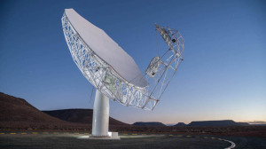 Phase one of the telescope involves the incorporation of South Africa's 64-dish MeerKAT. (SKA South Africa) Phase one of the telescope involves the incorporation of South Africa's 64-dish MeerKAT. (SKA South Africa)