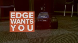 A new TV show called EDGE is providing geeks, nerds, techies and makers across the country with a place to show off their inventions.