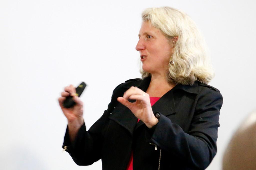 Prof Nicole Sampson